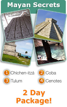 tours cancun  chichen itza maya world cenotes coba tulum