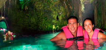Xcaret plus tour from Playa del Carmen | Playa del Carmen Tours