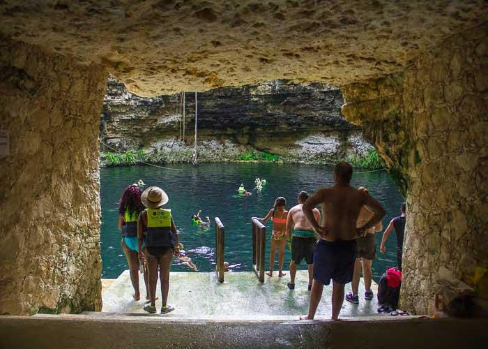 chichenitza-tour-cenote