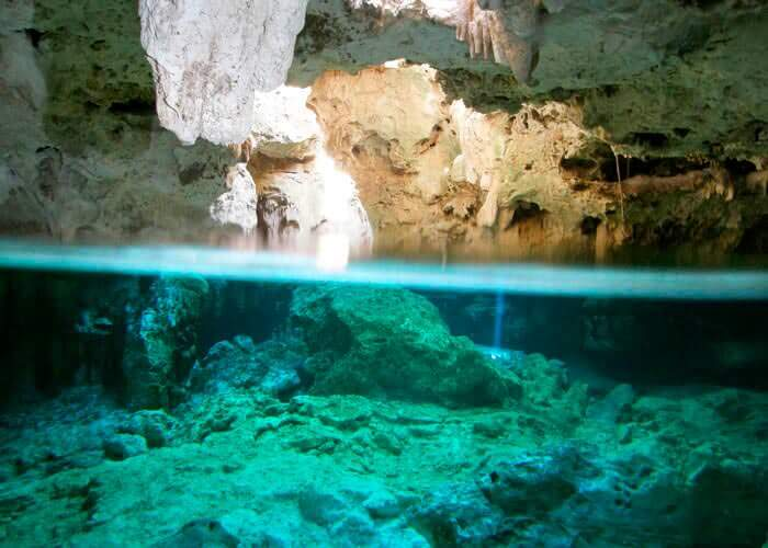 cenote-aktunchen-snorkel