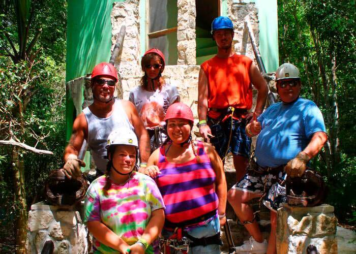 cancun-tours-zipline-horsebackriding
