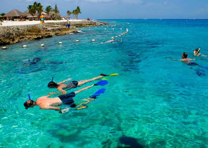 Cozumel Snorkel Tours From Cancun
