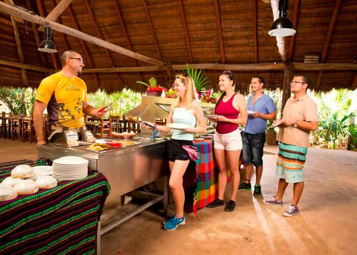 ekbalam-cenotemaya-tour-food
