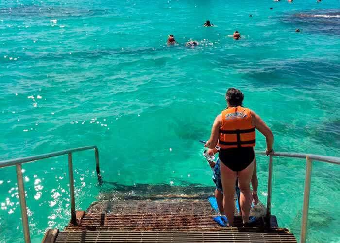 garrafon-park-caribe-beach