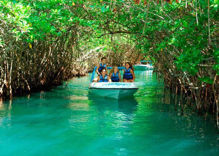 speedboat-jungletour-express-cancun