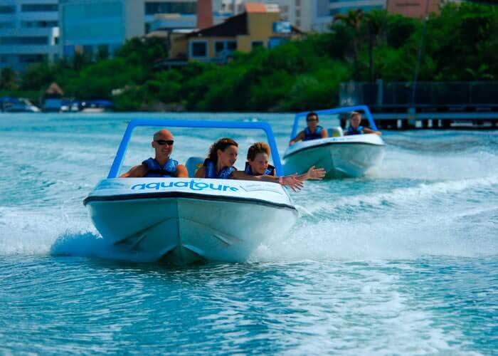 cancun-tours-speedboat-aquatours