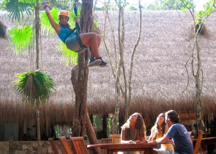 Jungle Buggy Tour Cancun