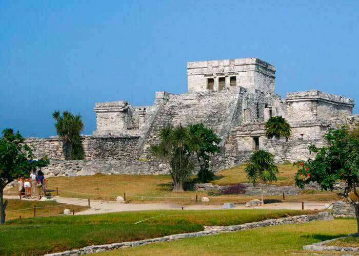 Tulum Ruins Tours From Cancun