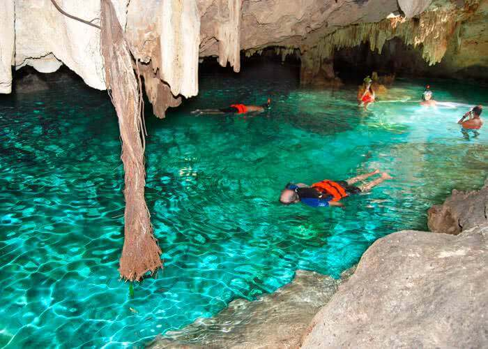 Cenotes And Tulum Tour