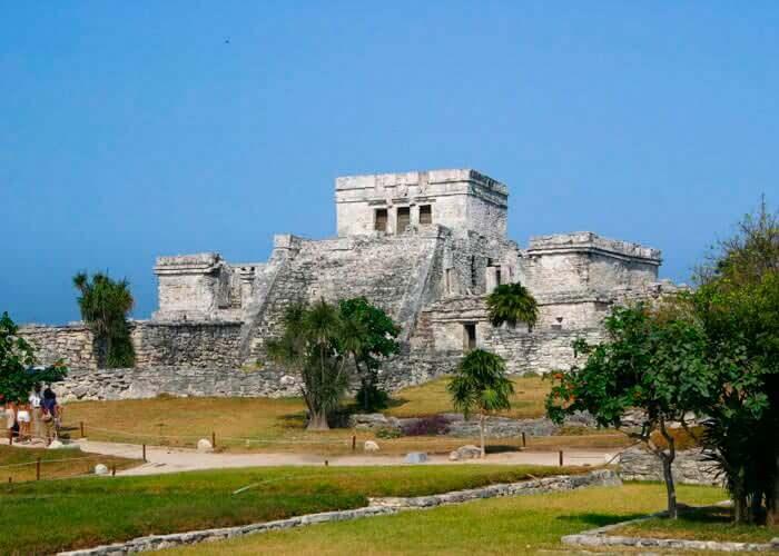 Coba Tour Cancun Mexico