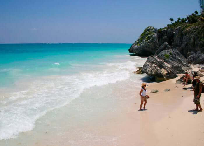 tulum-beach-ruins-tour-from-rivieramaya