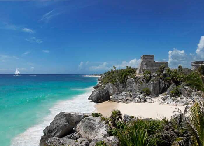 Mexico City To Playa Del Carmen Tour