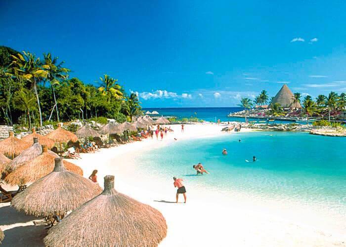 cancuntour-xcaretpark-beach