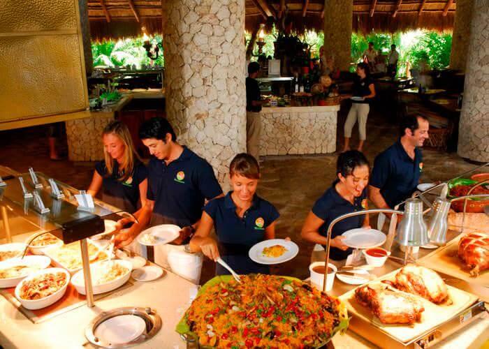 rivieramaya-tour-xcaret-restaurants