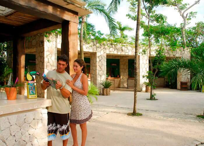 Xcaret Plus +  Xel Ha