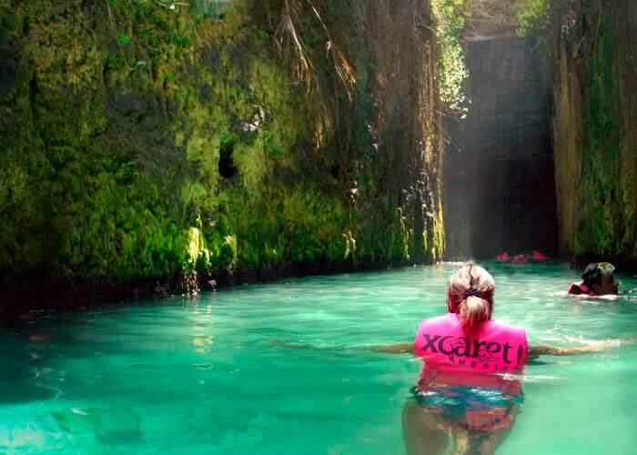 Chichen Itza + Xcaret Plus