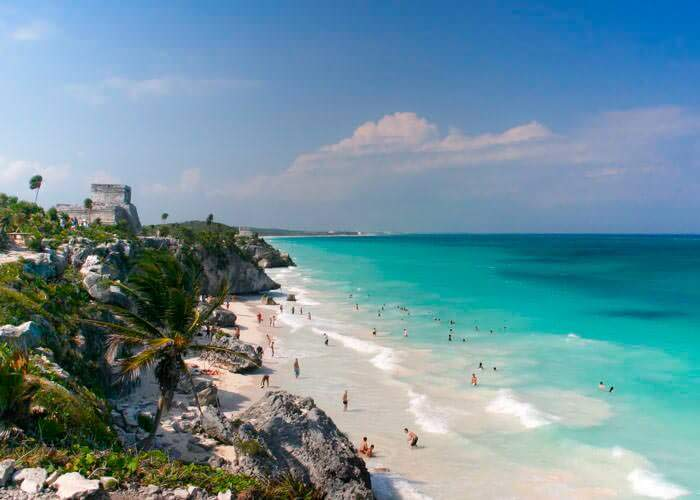 Tulum Xel Ha Tour From Cancun