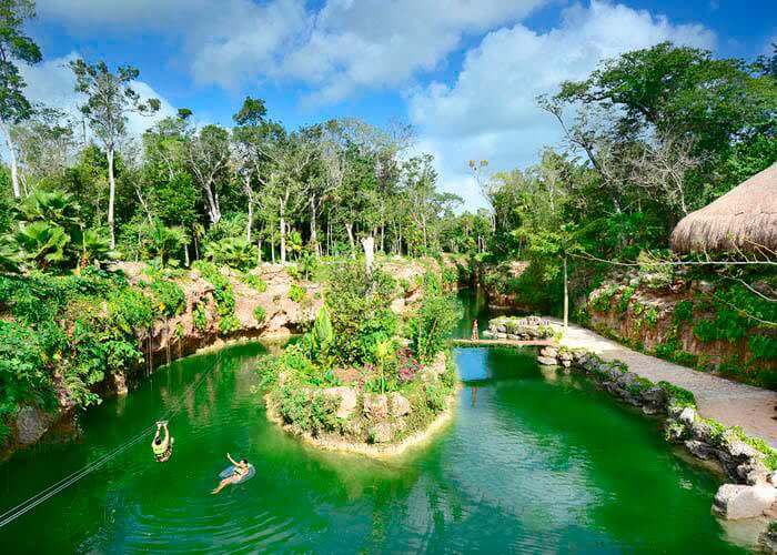 cancuntours-xenotes-experience