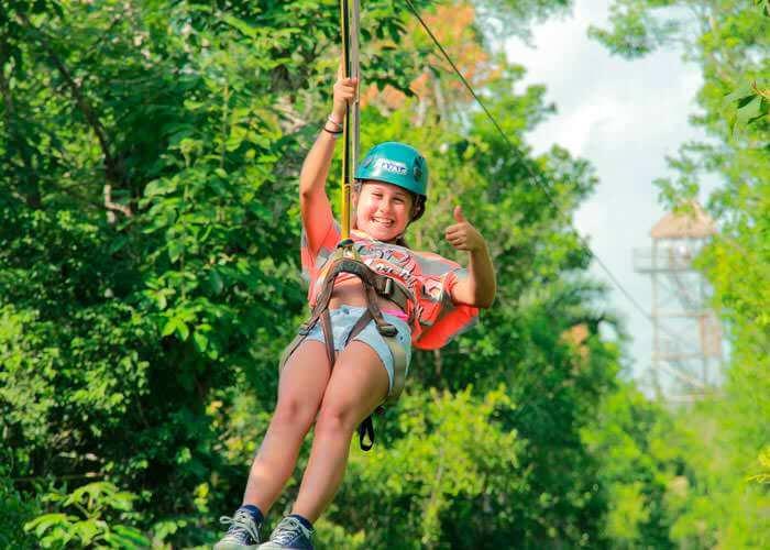 ziplines-tours-rivieramaya-girl