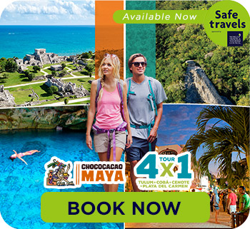 Tours and Excursions Cancun - Tulum Coba cenotes playa del carmen