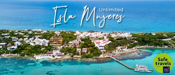 Tours From Playa Del Carmen To Isla Mujeres