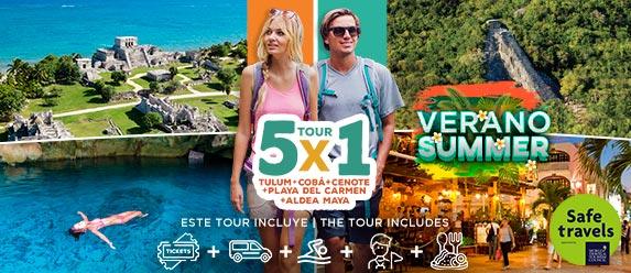 My Cancun Tours   Tulum, Coba, Cenote & Playa del Carmen