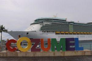 Cruise in cozumel