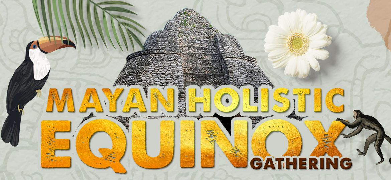 Mayan equinox in Coba