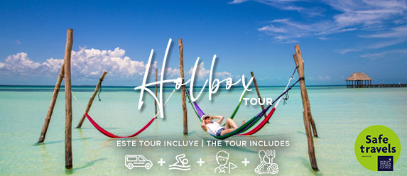 holbox all inclusive tour