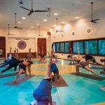 yoga at tulum