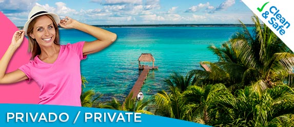 Bacalar private tour
