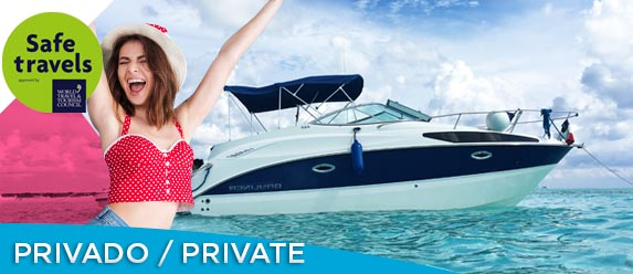 young girl enjoying a private yatch